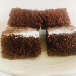Брауни со чоколадни капки