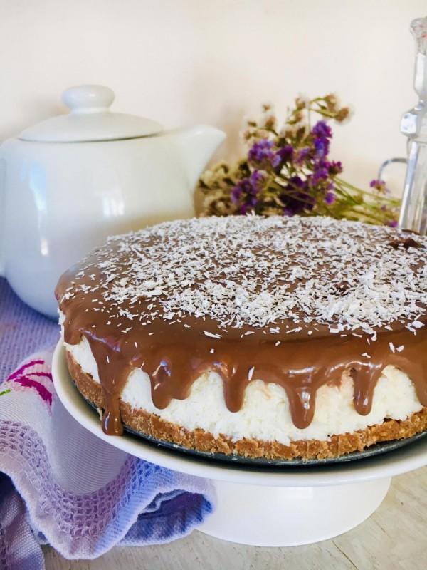 Баунти торта (без печење)