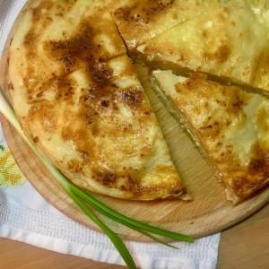 Солена пита  од палачинки