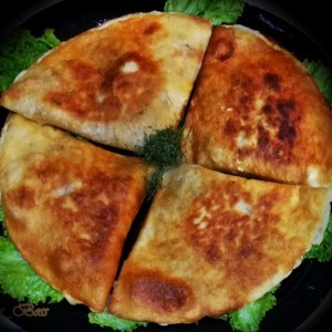 Тригон тортиљи со мелено месо