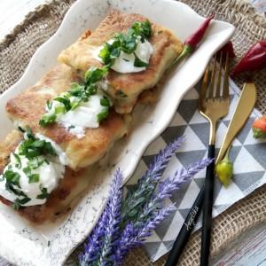Палачинки со компир и печурки