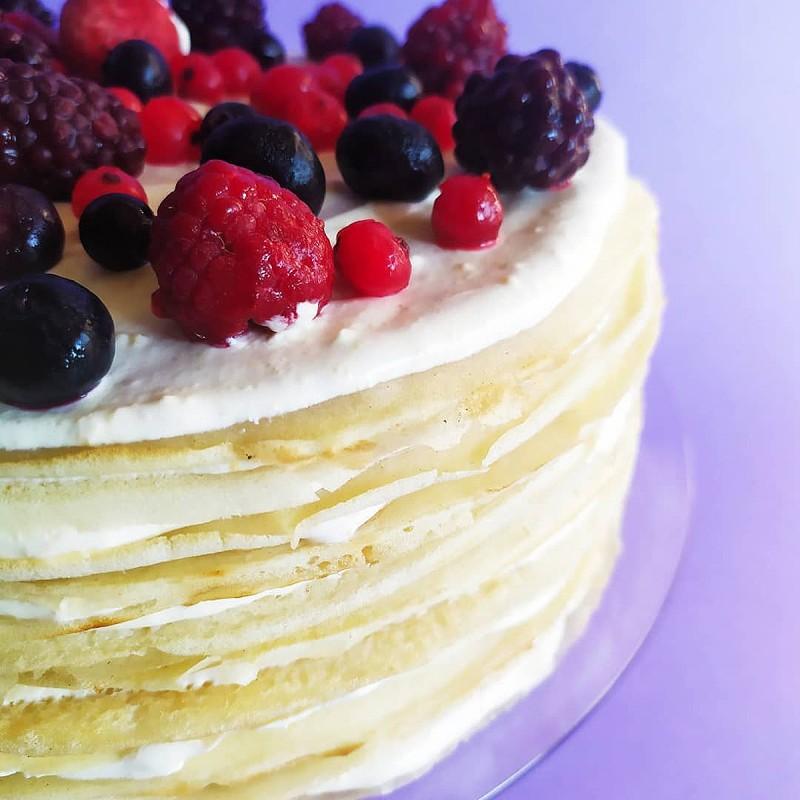 Палачинки торта