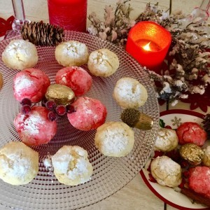 Распукани колачи со лешници