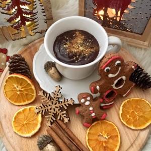 Зачинето топло чоколадо
