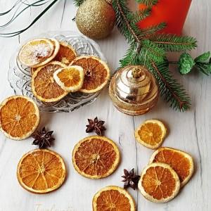 Сушени портокали
