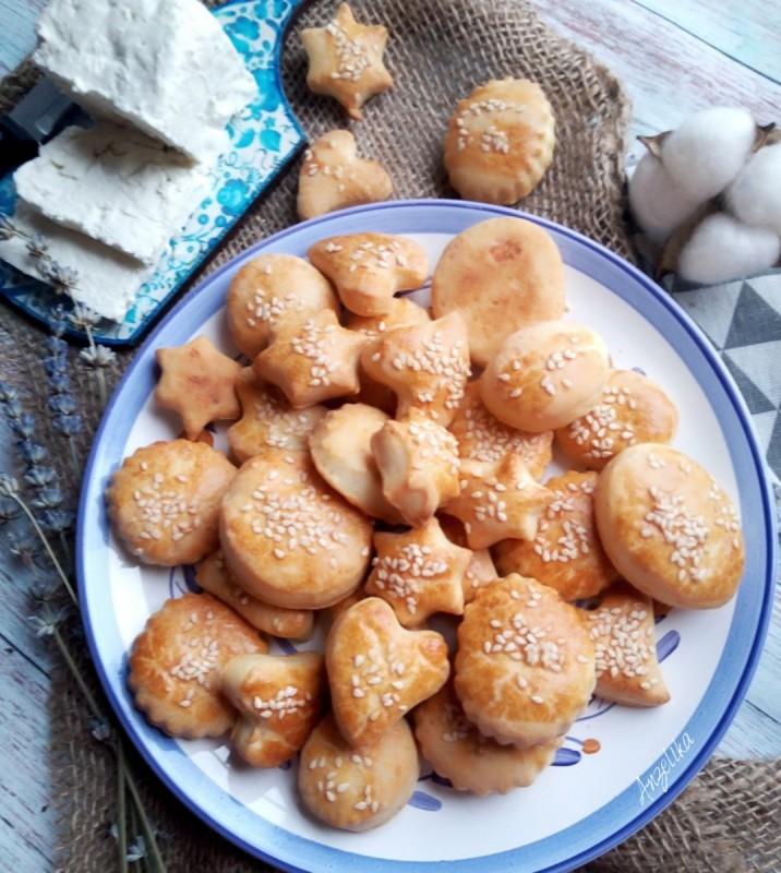 Сирењаци (крекери, грицки)