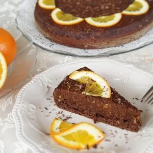 Јафа торта (посна, без масло)