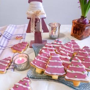 Празнични бисквити