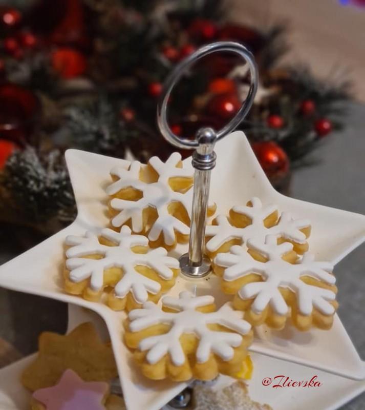 Снегулки (празнични колачиња )