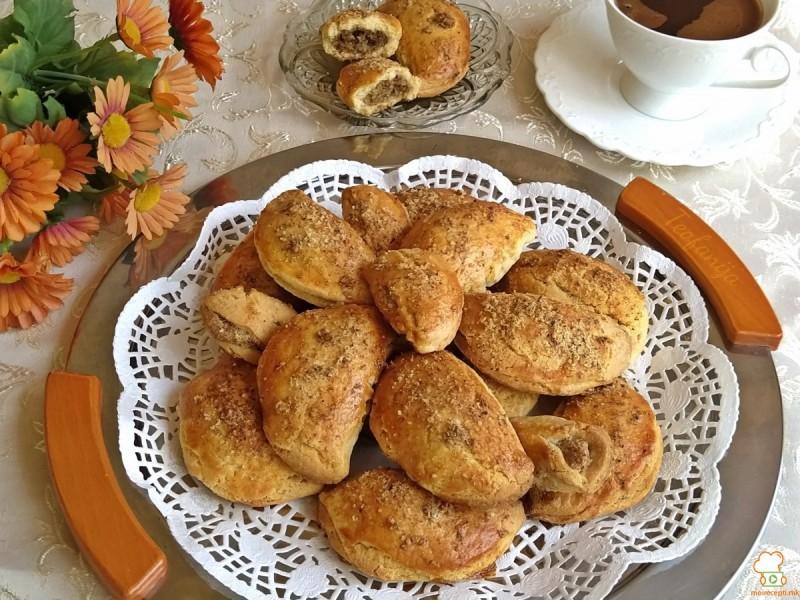 Рафиоли - Далматински Божиќни колачи