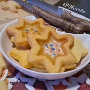 Звездички- бонбони колачи
