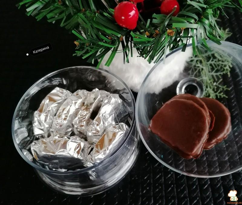 Чоколадни кариоке-Грчка кујна