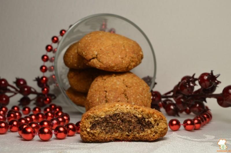 Двобојни колачиња