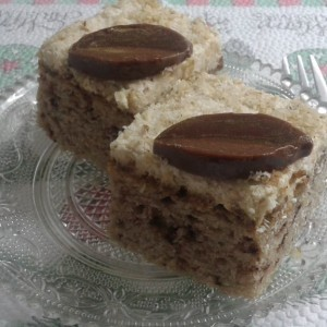 Посен колач со алва
