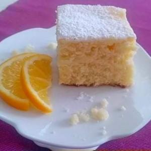 Лимон колач со кокос