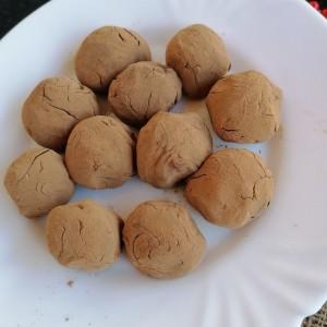 Чоко-нутела тартуфи