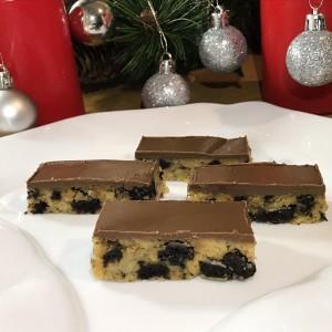 Чоколаден орео-колач