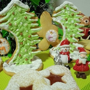 Моите празнични колачиња