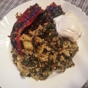 Здрав ручек со коприви и ориз