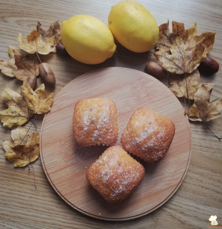 Мафини со лимон