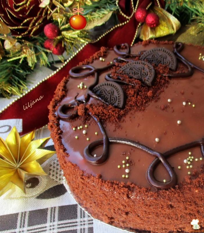 Милка торта со орео кекси (1500 јубилеен рецепт)