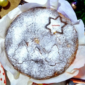 Италијански Божиќен колач Панетоне