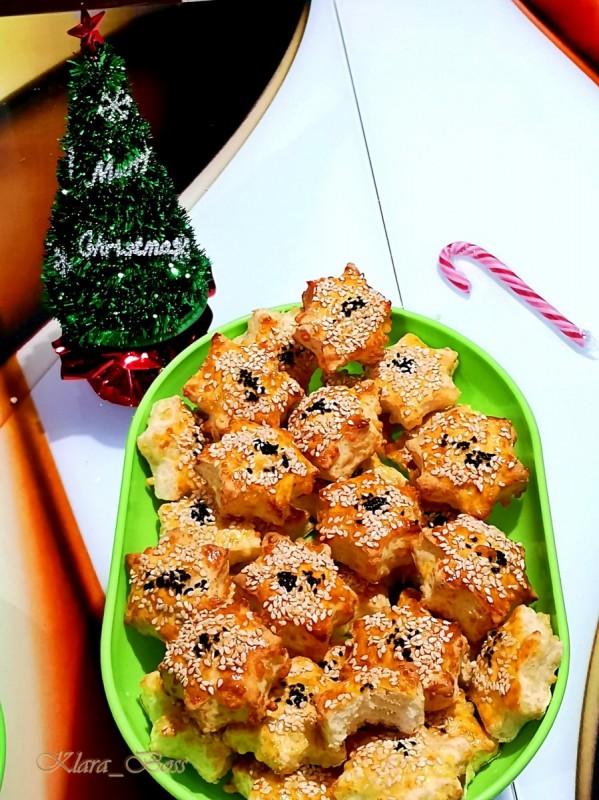Солени колачиња со кашкавал - кашкавалки