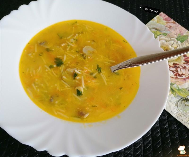 Збогатена супа од кесичка