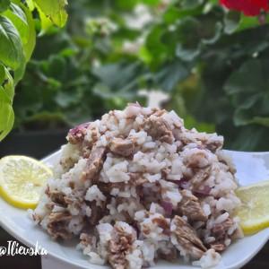 Ориз со телешко