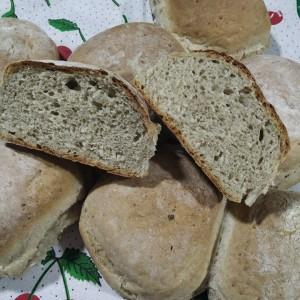Леб со 3 вида брашно