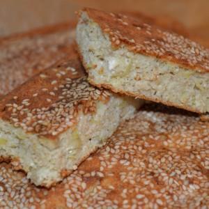 Проја со 'ржано и брашно од хељда