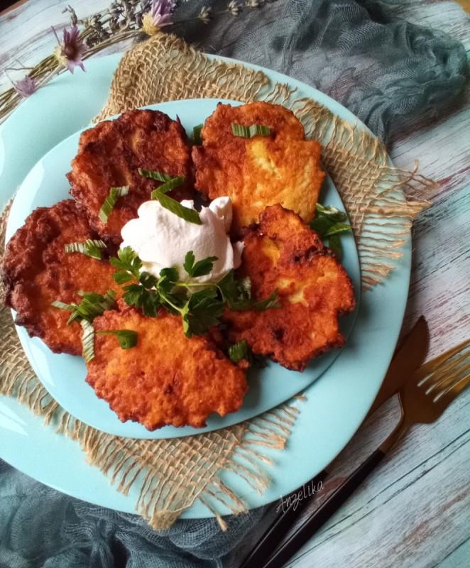Палачинки од компир (Деруни)