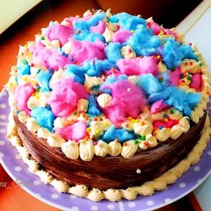 Торта печена во тавче