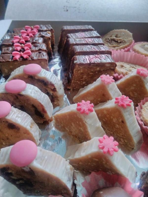 Основна смеса за ситни домашни колачи