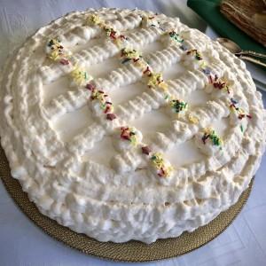 Торта со банани(без печење)