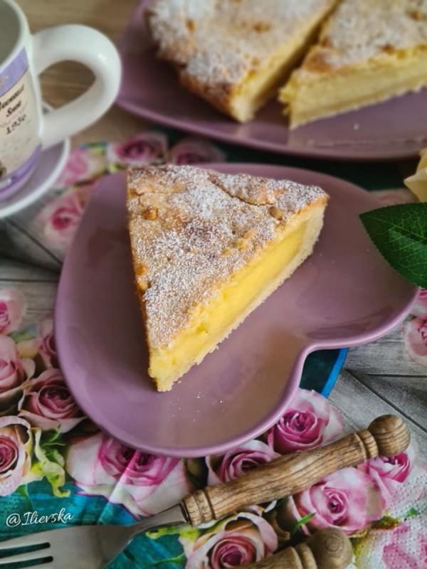 Торта Дела Нона (Torta Della Nonna)