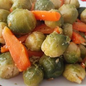 Прокељ и морков како прилог