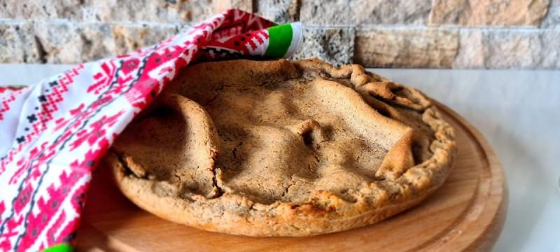 Интегрален зелник со три вида брашно