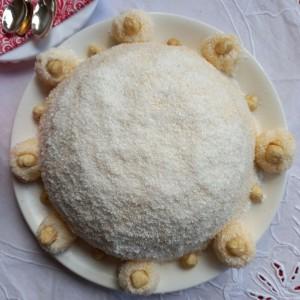 Рафаело колач со палачинки