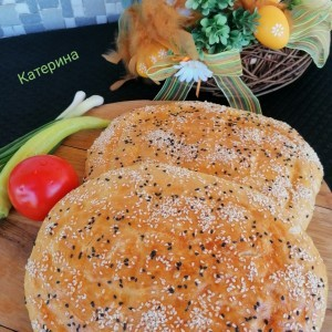 Најмек леб без месење, Рамазанско пиде