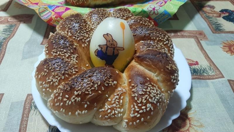 Велигденски солени венчиња