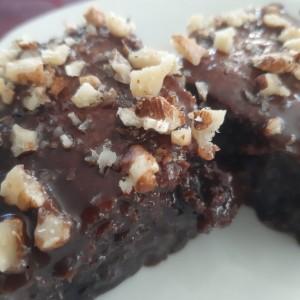 Какао торта