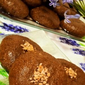 Старински парени колачиња(Посно)