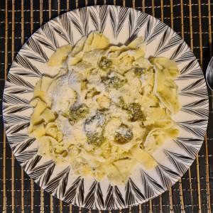 Домашни свежи тестенини (без сушење)