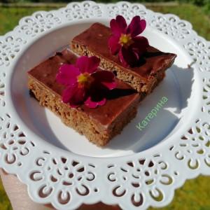 Чоколаден колач-Islak kek