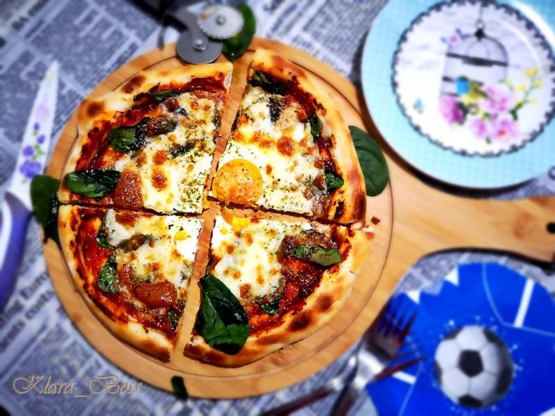 Пица Фиорентина