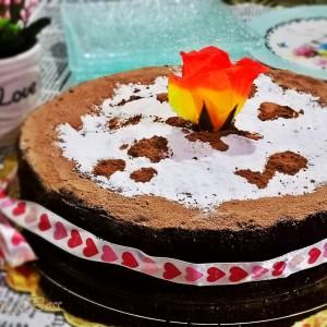 Торта Капрезе
