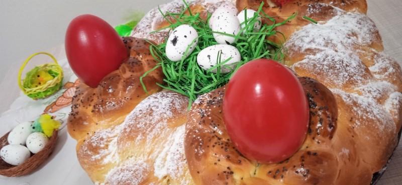 Совршен Козињак - Венец (со гнезда за јајца)