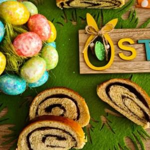 Велигденски ролат (милиброд со афион)