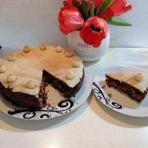 Традиционална Англиска торта за Велигден- Симнел торта